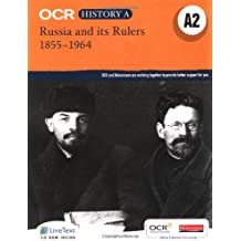 OCR A Level History A: Russia and its Rulers 1855-1964