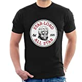 Guardians Of The Galaxy Star Lord All Star Converse Men's T-Shirt