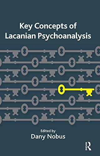 Key Concepts of Lacanian Psychoanalysis (English Edition)