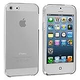 Generic, transparent, TPU Gel Gummi-Haut, Schutzhülle für Apple iPhone 55S, Einheitsgröße, farblos
