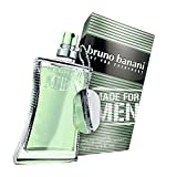 bruno banani Made for Men Eau de Toilette Natural Spray, 50 ml