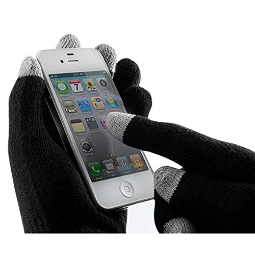 c63r-capacitive-touch-screen-gloves-black-grey-for-iphone-5s-6-ipad-air-and-mini