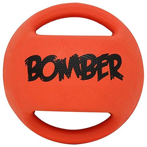 Zeus Bomber Hundespielball Large 18cm