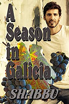 A Season in Galicia: A story of gay love and romance in northern Spain by [Shabbu, habu, Sabb]