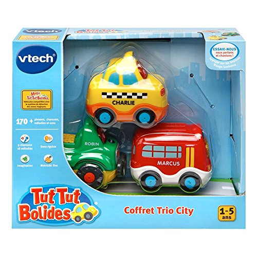Vtech - 207325 - Jouet Musical - Tut Tut...