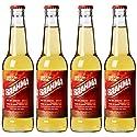 Brahma Lager Bottle, 4 x 330 ml