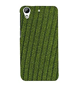 Green Colour Pattern 3D Hard Polycarbonate Designer Back Case Cover for HTC Desire 626 :: HTC Desire 626 Dual SIM :: HTC Desire 626S :: HTC Desire 626 USA :: HTC Desire 626G+ :: HTC Desire 626G Plus