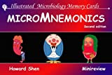 Illustrated Microbiology Memory Cads: Micromnemonics (Illustrated Memory Cards)