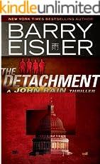 The Detachment (A John Rain Novel Book 7) (English Edition)