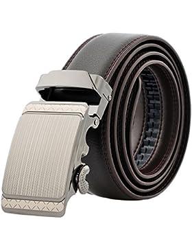 Binlion 100% Real Leather Auto Bulk Belt