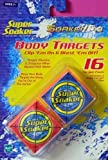 Super Soaker Soakertag Body Targets, 16 ...