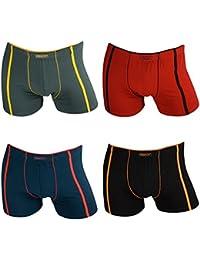 6er Pack Kinder Jungen Boxershorts Größe 122-174