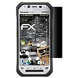 atFolix Blickschutzfilter kompatibel mit Panasonic Toughpad FZ-N1 / FZ-F1 Blickschutzfolie, 4-Wege Sichtschutz FX Schutzfolie