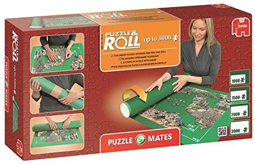 Puzzle Mates 17691 - Tapete para enrollar puzzles (hasta 3000 piezas)