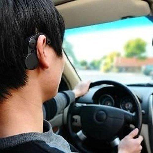 Anti-Schlaf Ohr Alarm Fahrer Alarm Warner Sicherheit NEU Sicherheit Fahrer
