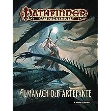 Almanach der Artefakte: Pathfinder (Pathfinder / Fantasy-Rollenspiel)
