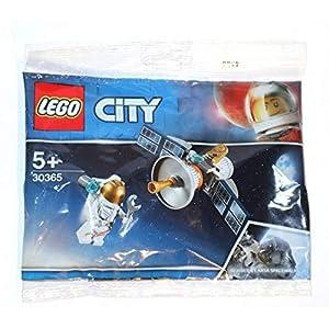 LEGO- Raumfahrtsatellit mattoncini da Costruzione, Multicolore, 30365 5702016374810 LEGO