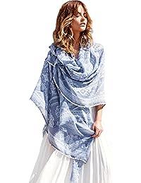 Passigatti Damen Viskose-Polyester Tuch