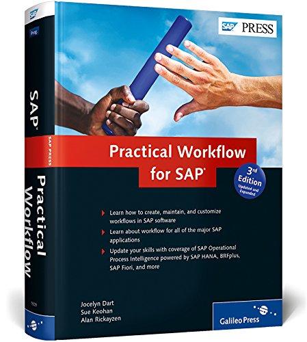 Practical Workflow for SAP por D. J. Adams
