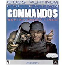 Commandos: Behind Enemy Lines - PC by EIDOS