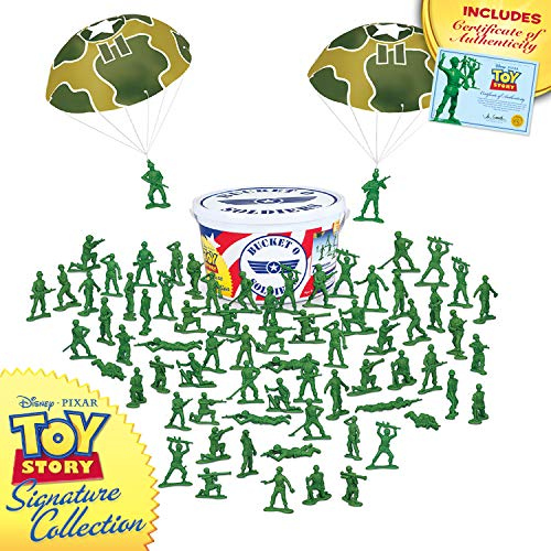 Toy Story Andy Toy Collection - Toy Soldiers 8