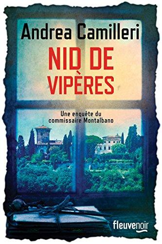 Nid de vipères par Andrea CAMILLERI