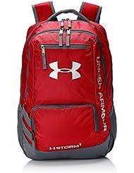Under Armour - Multi Sport Hustle mochila II Rojo rojo Talla:45 x 33 x 20 cm, 31 Liter