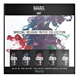 Liquitex Professional Acrylic Ink Muted Collection Set - 5 Farben