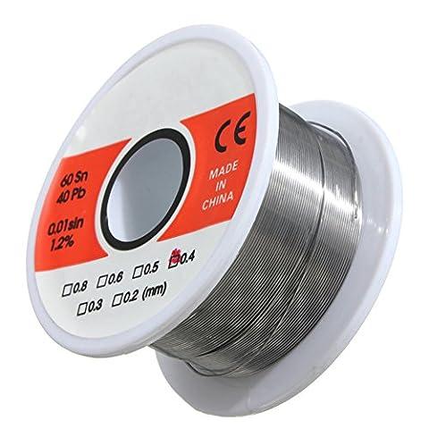 SaySure - 0.4mm Tin Lead Rosin Core Flux Solder Soldering Welding Iron