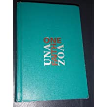 One Faith, Una voz Assembly Book: The First Bilingual, English-Spanish Catholic Hymnal