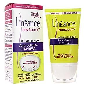 Linéance - Crème amincissante Prosculpt 7 anti-cellulite Express 7 jours - 125ml