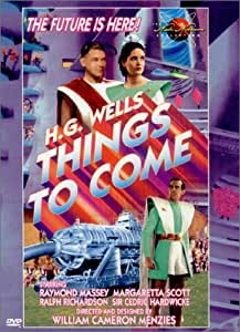 Things to Come [DVD] [1936] [Region 1] [US Import] [NTSC]