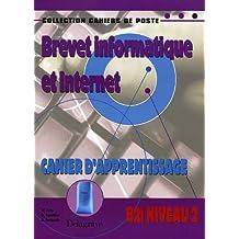 B2i niveau 2 : Cahier d'apprentissage