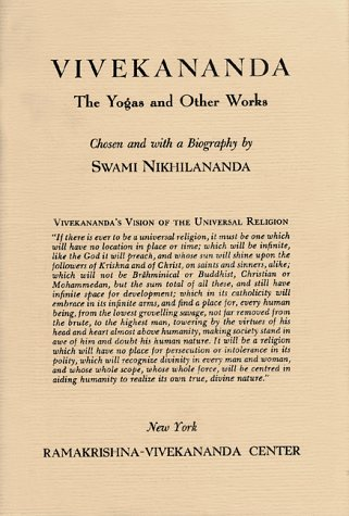 Read Pdf Yogas And Other Works Including The Chicago Addresses Jnana Yoga Bhakti Yoga Karma Yoga Raja Yoga Inspired Talks And Lectures Poems And Letters Full Collections By Swami Vivekananda T1r34lpi9fxy83x9ps