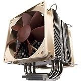 NOCTUA CPU-Kuehler NH-U9B SE2 f LGA1156 1366 775 AM2 AM3 Heatpipes mit 2x92mm Silentluefter