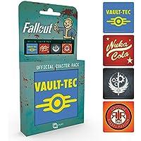 GB Eye, Fallout 4, Mix, Pack de 4 Posavasos
