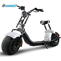 MLSC10 60V 12AH lithium battery electric scooter