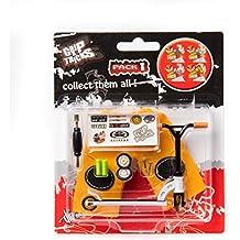 Grip&Tricks - Juguete en dedo - FINGER SCOOTER - MONOPATIN - Skates - Inline -