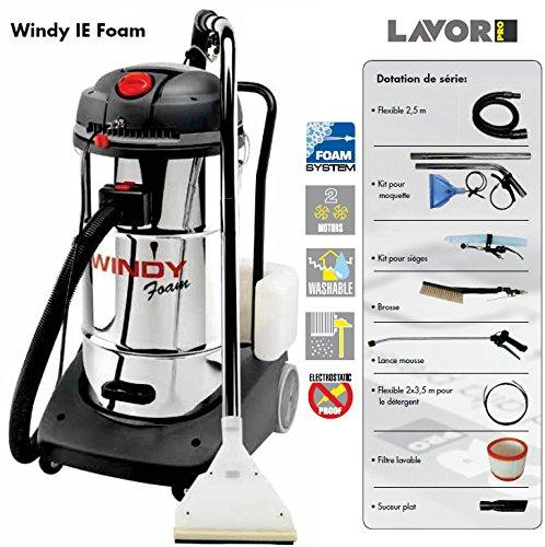 Lavor Pro - Aspirateur eau et poussières / injecteur-extracteur...
