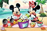 Trefl 14236 - Puzzle Maxi - Mickey Mouse - 24 Pièces