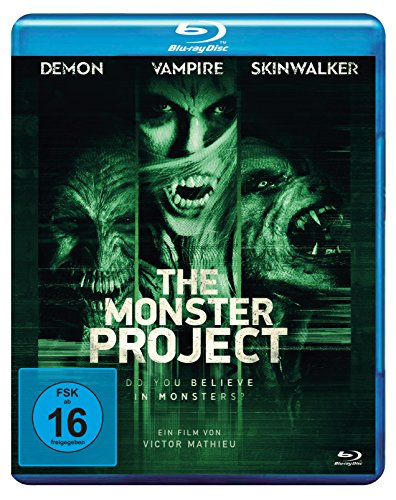 Bild von The Monster Project [Blu-ray]