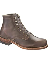 9d7eb4047dd05 Wolverine Mens Boot 1000 Mile Boot Brown