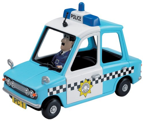Image of Born to Play - Postman Pat Police Car & PC Selby