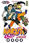 Naruto Edition simple Tome 22