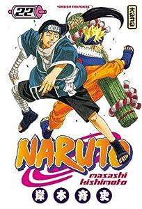 Naruto Edition simple Tome 22