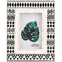 Sass and Belle Scandi Boho Tribal Print Photo Frame