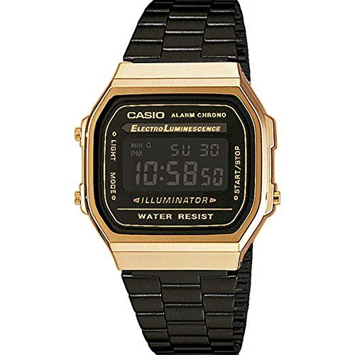 Casio Collection Unisex Adults Watch with stylish retro design