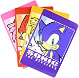 Sonic Hedgehog Post Card Goodies