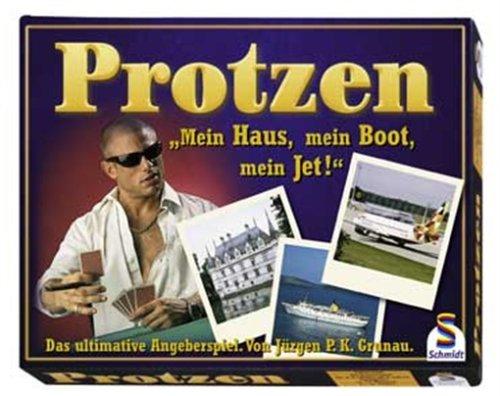 Schmidt Spiele 75011 - Protzen