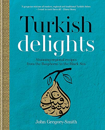 Turkish Delights: Stunning regional recipes from the Bosphorus to the Black Sea Aubergine Dessert